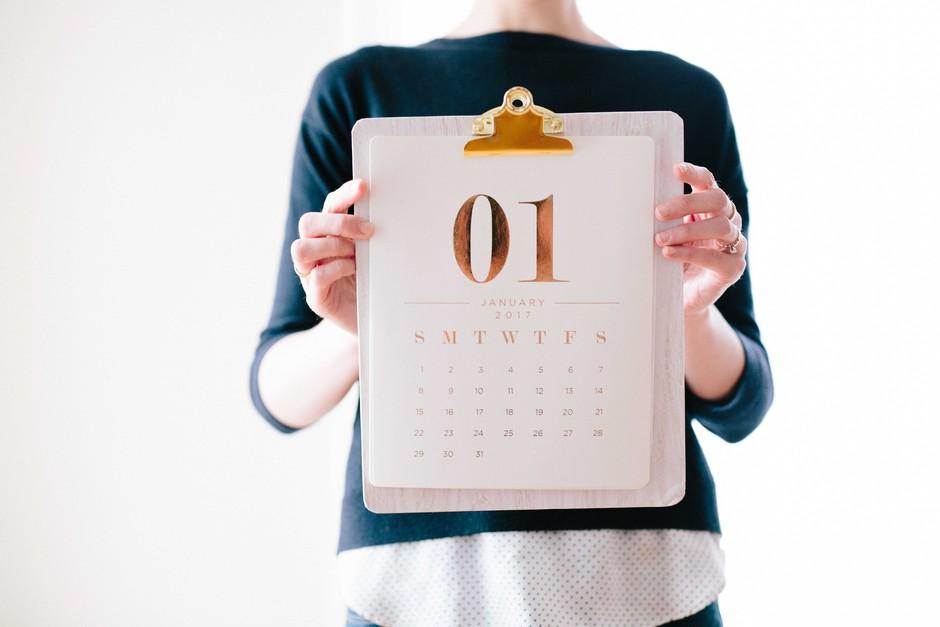 Preden se lotiš pisanja novoletnih zaobljub, moraš vedeti TOLE! (foto: Unsplash.com/Brooke Lark)
