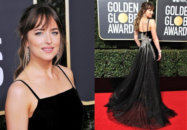 Zakaj se hollywoodske zvezdnice te dni oblačijo v črno? (foto: Profimedia)