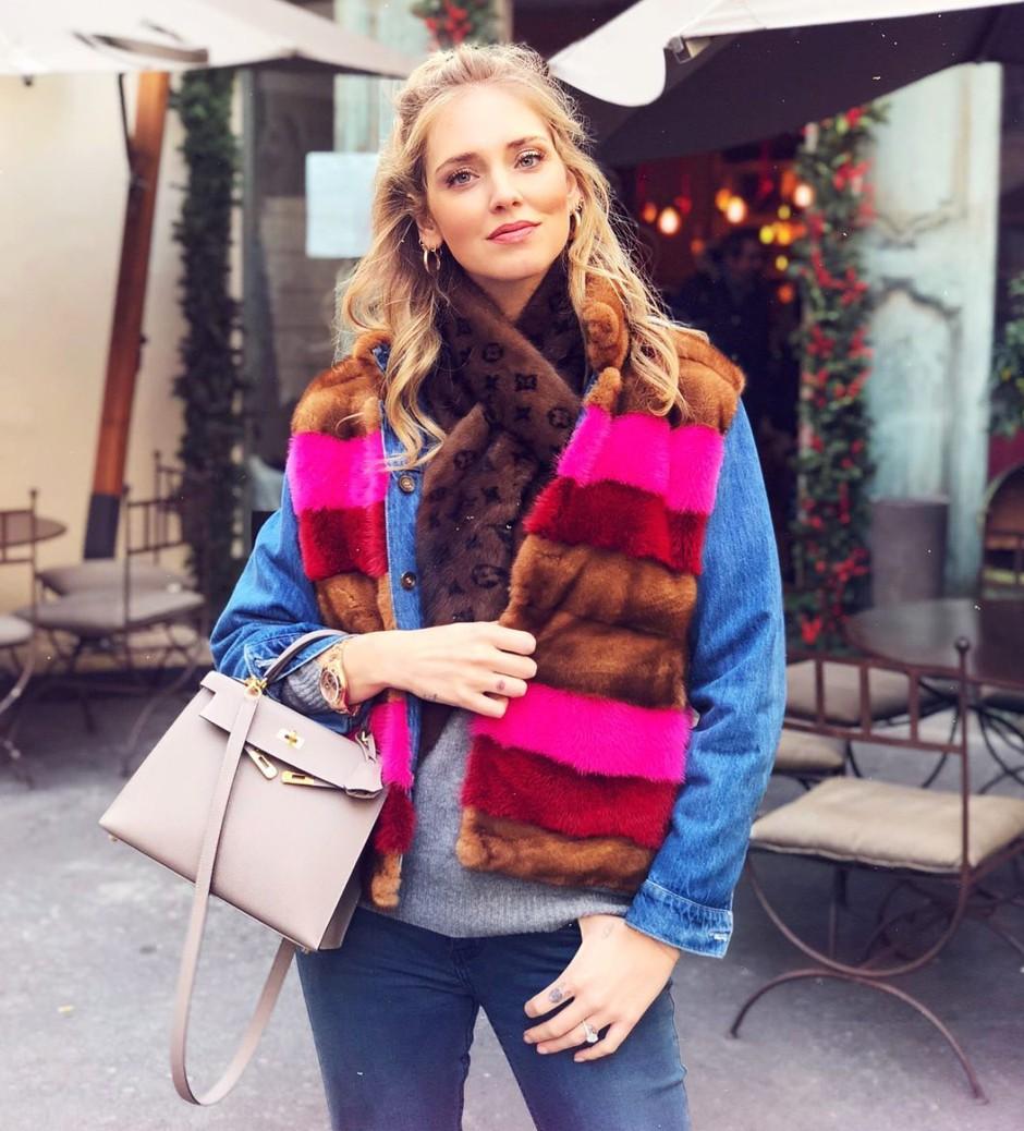 Chiara Ferragni: Poglej, koliko zasluži najuspešnejša blogerka na svetu! (foto: Instagram/Chiara Ferragni)