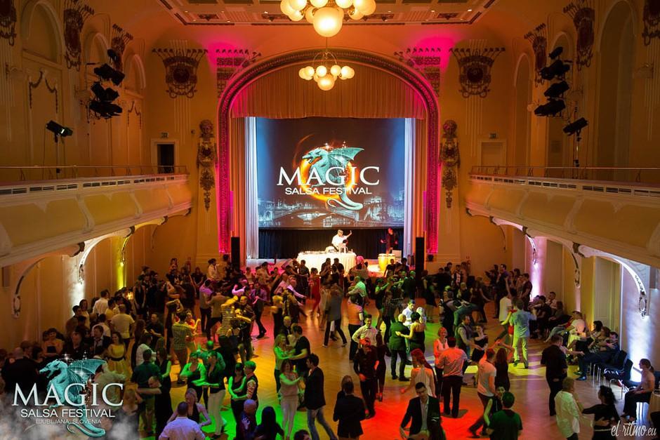 Osvoji vstopnico za največji slovenski Magic Salsa Festival 2018