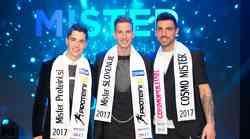 Mister Slovenije 2018: Lov na najlepše Slovence se je začel