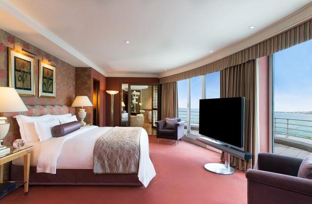 Najdražja hotelska soba na svetu se nahaja v švicarski Ženevi, natančneje ...