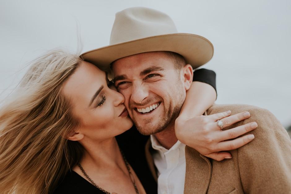 5 stopenj intimnosti: Na kateri se nahajata vidva? (foto: Unsplash/Brooke Cagle)