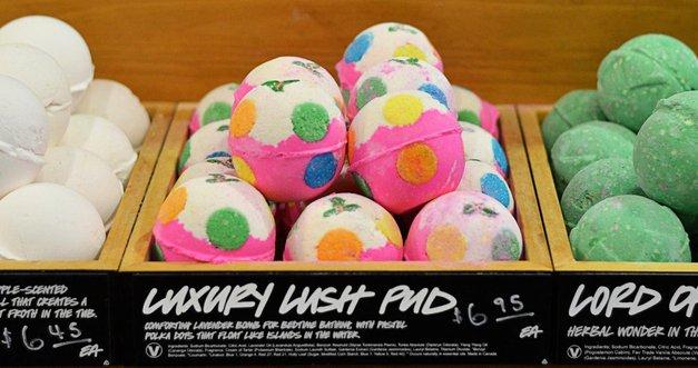 Kako sama doma izdelaš kopalne bombice, ki so videti kot tiste iz Lusha? (foto: Profimedia)