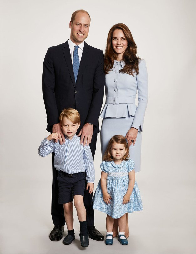 Zakaj princ George tudi pozimi nosi kratke hlače? (foto: Profimedia)