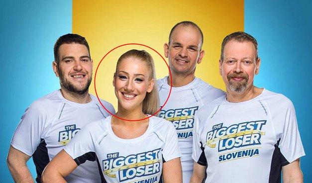 """Indira (The Biggest Loser Slovenija): """"Neverjetni občutki so, ko gledaš najboljšo verzijo sebe"""" (foto: PrtSc Instagram.com/TheBiggestLoserSlovenija)"""