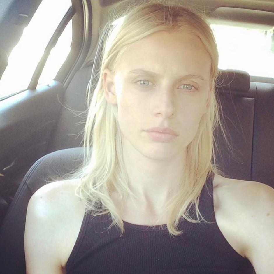 Kdo je Lauren Wesser in zakaj moraš poznati njeno zgodbo? (foto: PrtSc Instagram.com/@theimpossiblemuse)
