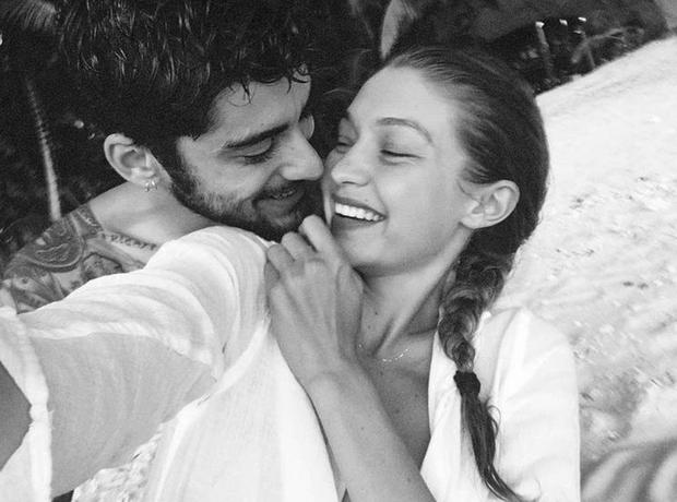 Zayn in Gigi sta par že od leta 2015 in na njunih Instagram profilih imamo večkrat možnost videti ...