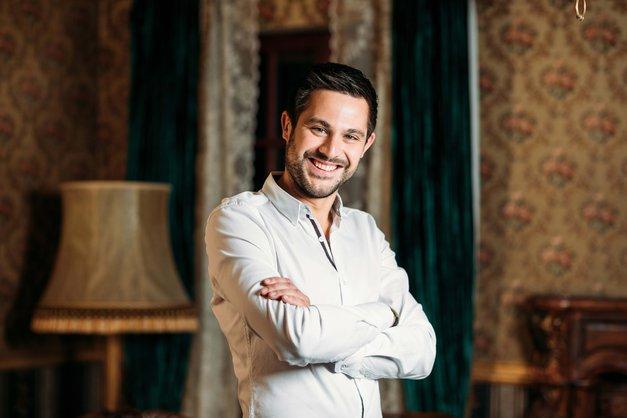 Tadej Pišek (Reka ljubezni): Vsi vemo kakšen je kot Rok, pa že veš, kaj počne sicer? (foto: POP TV)