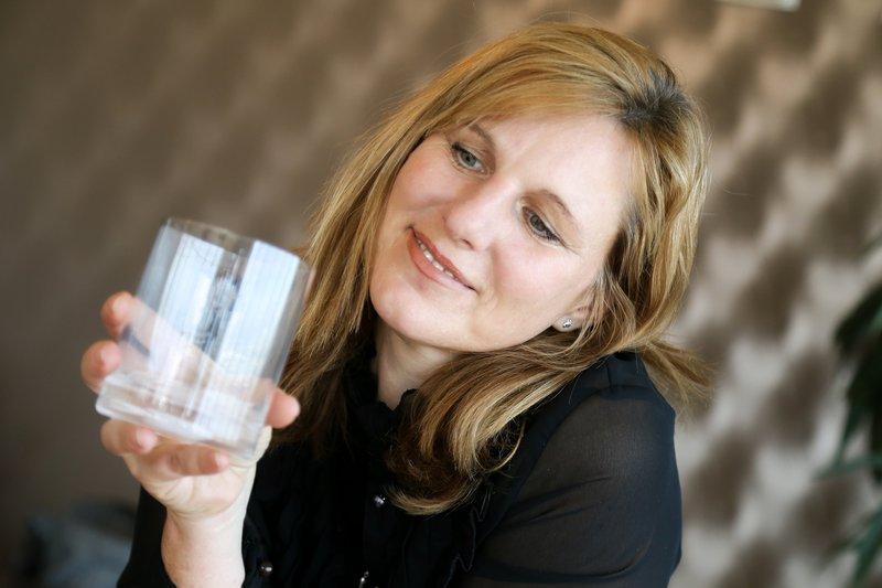 Anja Vogrič, diplomantka DOBA Fakultete