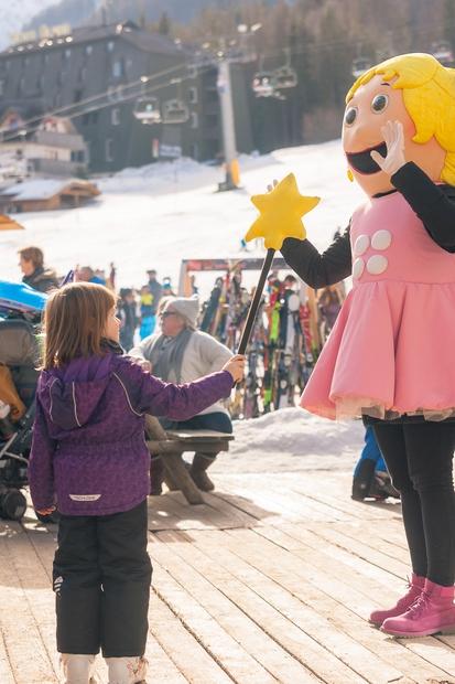 Tudi zaradi prvega letošnjega dogodka Čarobni dan, kjer so s pomočjo partnerjev RTC Kranjska Gora, TIC Kranjska Gora, Hit Alpinea …