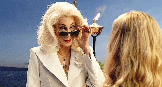 V 2. delu filma Mamma Mia bo nastopila tudi Cher! (foto: Profimedia)