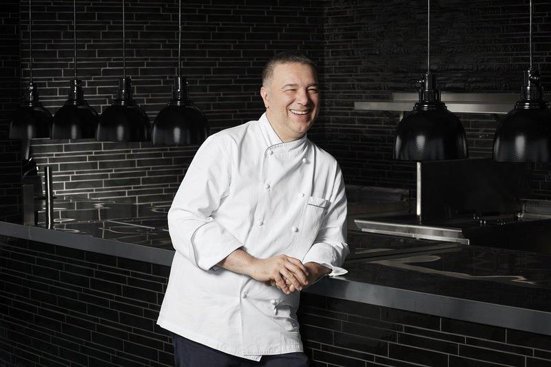 Chef Alfredo Russo