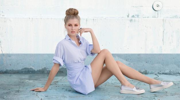 Miss Slovenije po petih letih ponovno obraz Alpine (foto: Alpina)