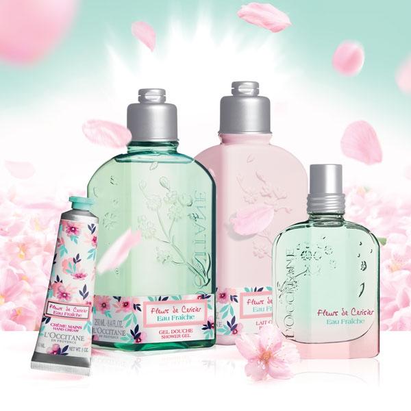 L'Occitane nova sanjska kolekcija Sveži češnjevi cvetovi v omejeni izdaji je lahkotna kot vetrič, sladka kot sončni žarek in nežna ...