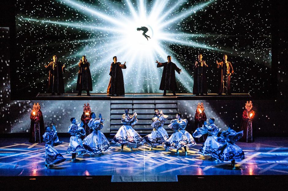 Prihaja veliki plesni spektakel z irskim šarmom - Lord of the Dance (foto: Promocijsko gradivo)