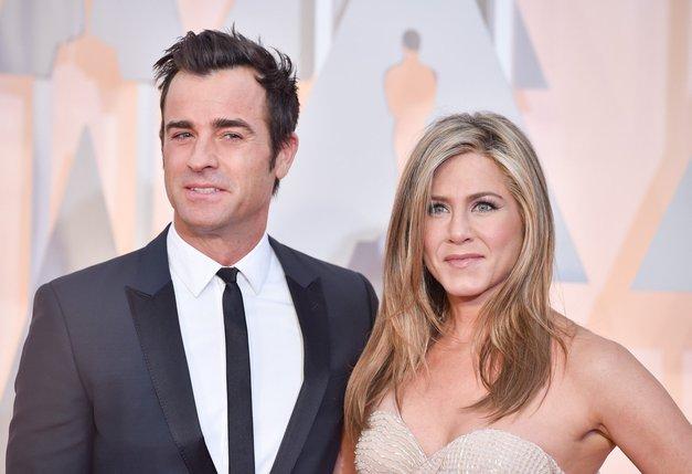 Jennifer Aniston in Justin Theroux: Prišlo na dan, zakaj sta se v resnici razšla! (foto: Profimedia)