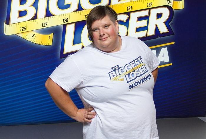 Mojca Fajs (The biggest loser Slovenija) je sporočila veselo novico! (foto: Planet TV)
