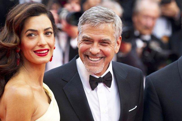 George Clooney je razkril, kako sta se z Amal v resnici spoznala! (foto: Profimedia)