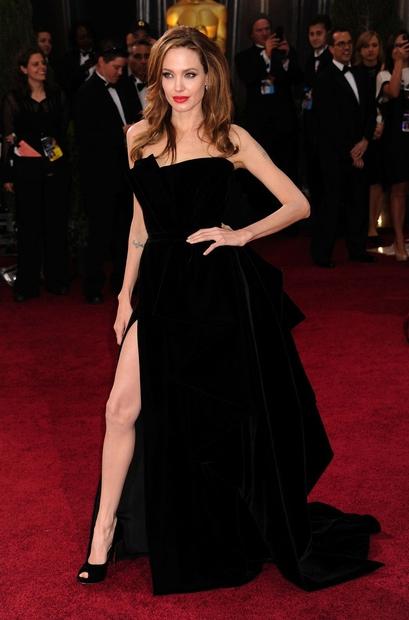 2012, Angelina Jolie