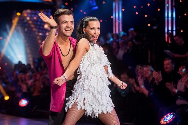 FOTO: Čudoviti utrinki iz 1. oddaje Zvezde plešejo