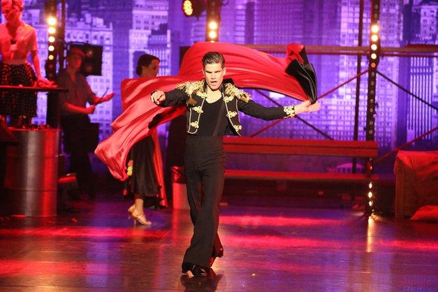 V Ljubljano to poletje prihaja glamurozni plesni šov - Dance Amore (foto: Promocijsko gradivo)