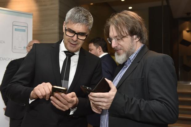 Nekdanji minister za zdravje, prim. mag. Dorijan Marušič, svetovalec v podjetju Mea diagnosis, je uredniku slovenskega Playboya Borutu Omerzelu osebno …