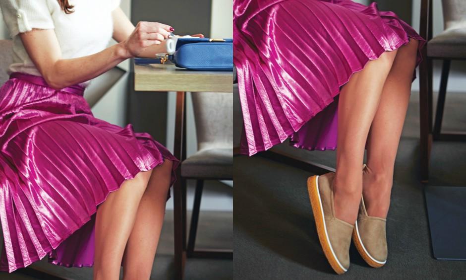 ECCO: Čevlji, ki so izdelani s strastjo in ljubeznijo (foto: Promocijsko gradivo)