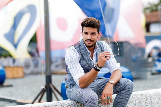 Kdo je seksi Italijan, ku mu preprosto moraš slediti na Instagramu? (foto: Profimedia)