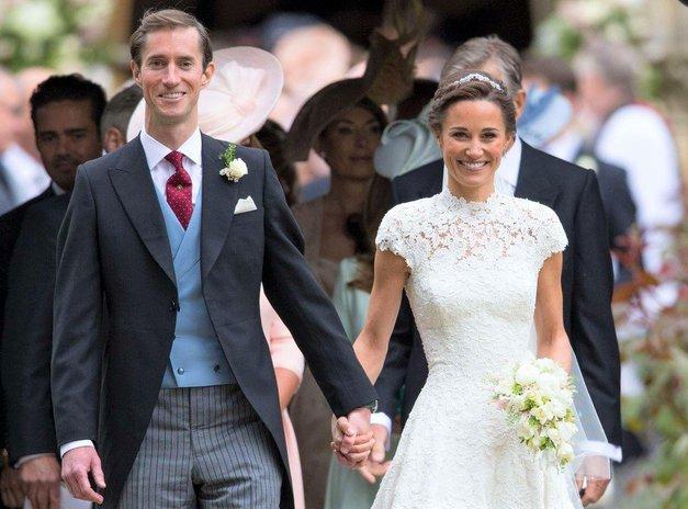 Dvojno veselje: ne samo Kate Middleton, tudi njena sestra Pippa pričakuje otroka! (foto: Profimedia)