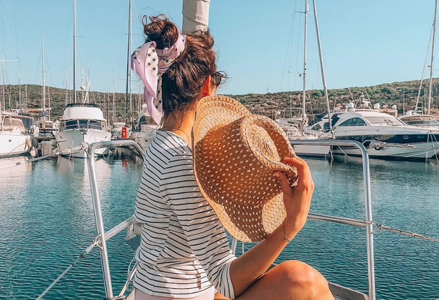 Rutka - obvezni lepotni dodatek poletja 2018! Namigi, kako jo nositi (foto: Instagram.com/@deklica_si)