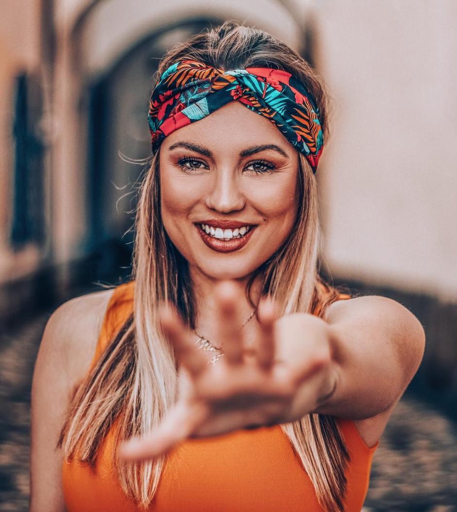 TAKO je videti Katarina Benček popolnoma brez ličil! (foto: Instagram.com/@_reenah_)