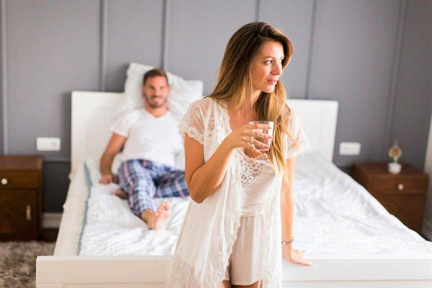 Naslednjič po seksu obvezno spijta kozarec VODE! (foto: Profimedia)