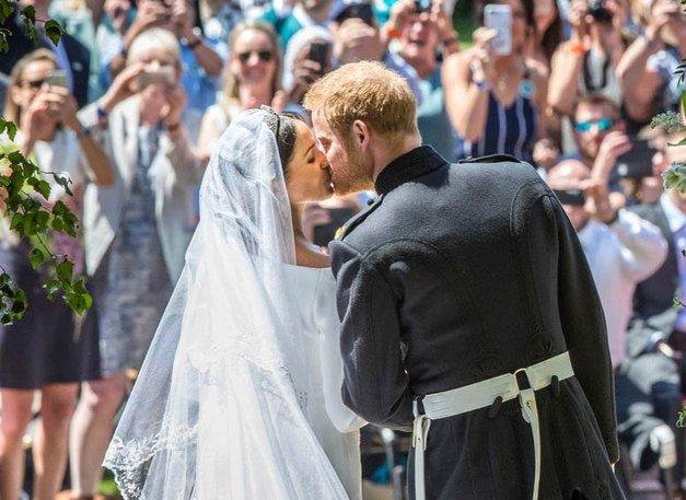 Kraljeva poroka: Sočne podrobnosti s POROČNE ZABAVE, ki jih moraš poznati (foto: Profimedia)