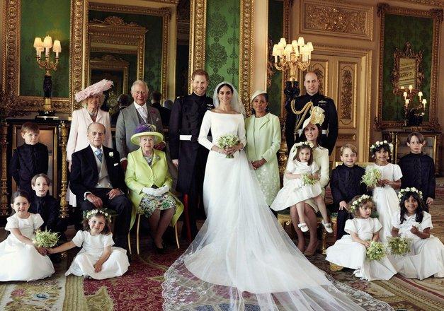 Poroka na kraljevem dvoru: Kaj vse je v resnici šlo narobe? (foto: Profimedia)