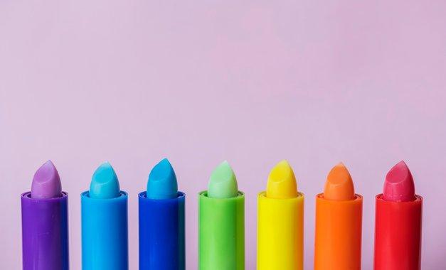 Zmešala je vse vrste šmink iz Sephore - Takšen je rezultat (foto: Unsplash.com/rawpixel)