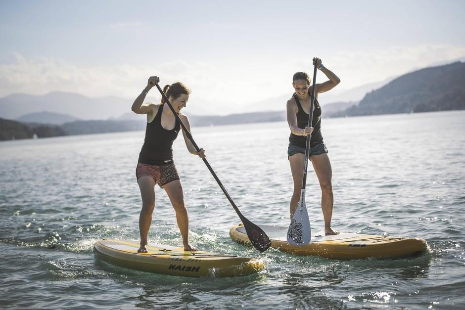 Dan za dekleta: Manca Notar te vabi na Velenjsko jezero (foto: Mia Knoll/Red bull content)