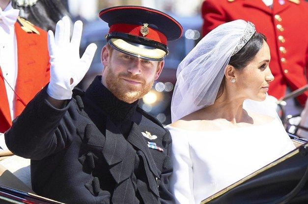 Izvedeli smo, kaj sta na Harryjevi poroki počeli njegovi bivši (foto: Profimedia)