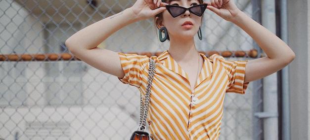 'It' dekleta so to pomlad navdušene nad TO majico (+navdih z Instagrama) (foto: Instagram.com/missanti_)