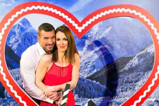 Lili Žagar in Marko Potrč veljata za enega najbolj ljubečih televizijskih parov pri nas, kar se vidi tudi na mnogih ...
