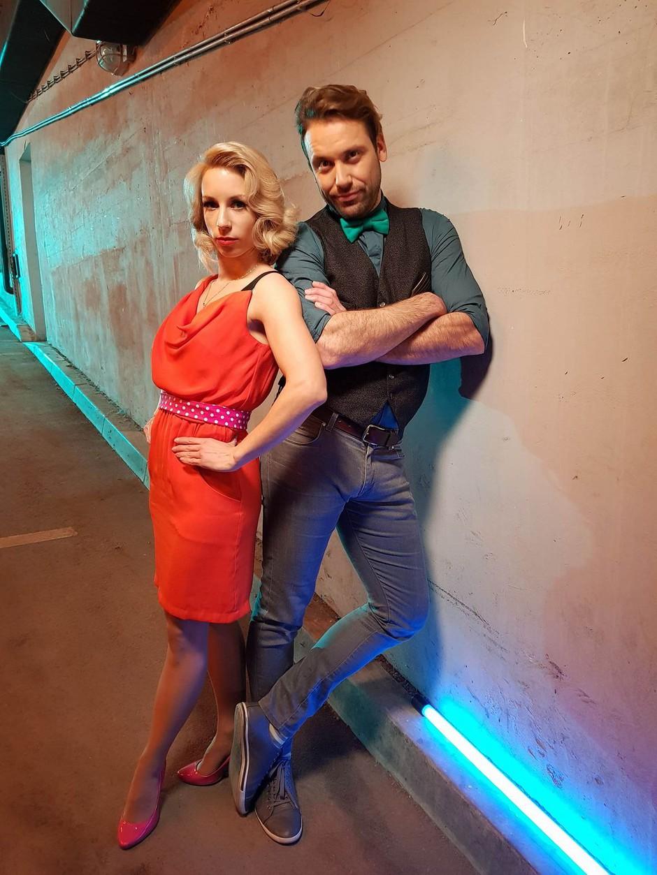 Razlog, zakaj sta Natalija Gros in Rok Kunaver (Zvezde plešejo) skrivala svojo zvezo! (foto: POP TV)