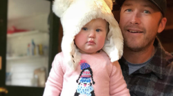 Ganljive besede Bodeja Millerja ob smrti 19-mesečne hčerkice