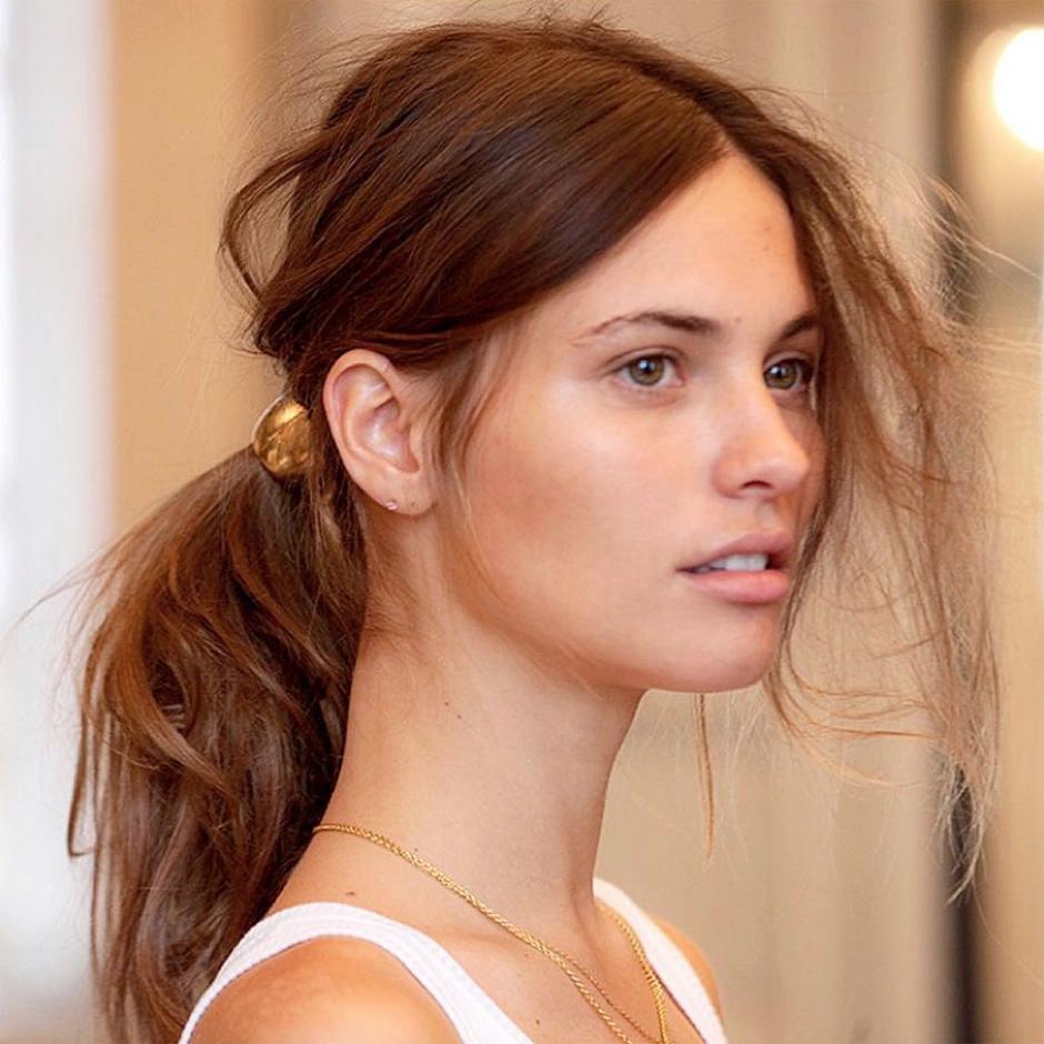 Lasje: Trik, na katerega prisegajo modne Francozinje! (foto: Instagram.com/davidmallett)