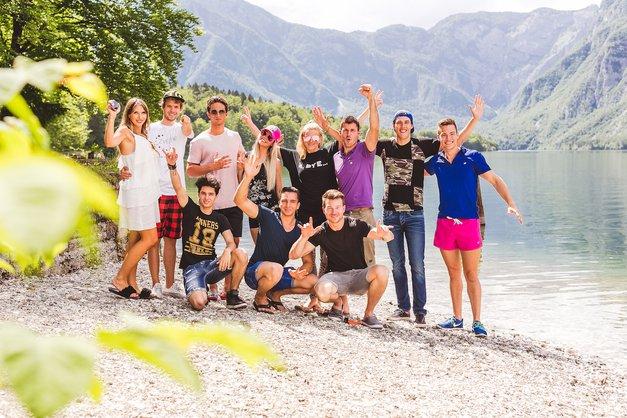 Najlepši Slovenci ta hip so pomerili moči! (foto: Aleksander Domitrica)