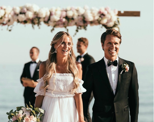 VIDEO: Poglej si to razkošno poroko znanega Youtuberja! (foto: Instagram.com/jonolsson1)