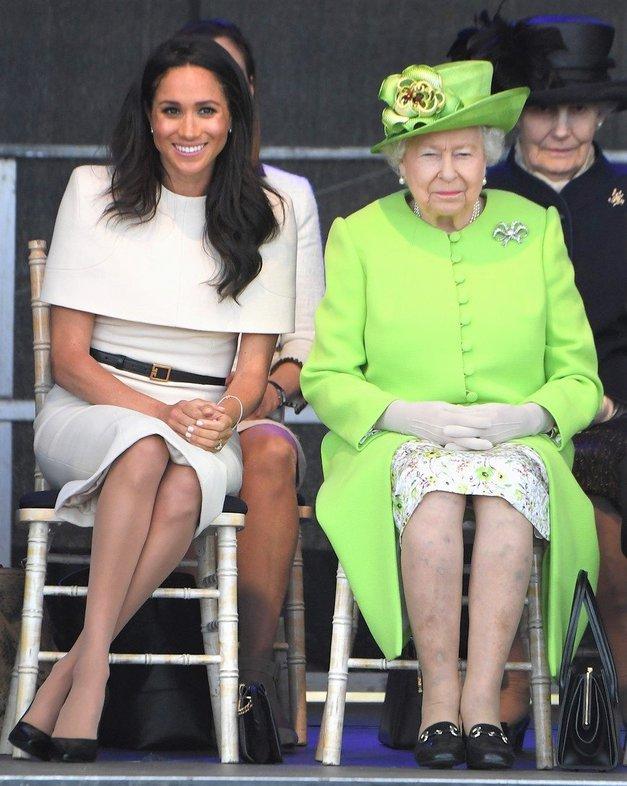 Poglej, kakšno posebno nalogo je kraljica Elizabeta II. zaupala Meghan Markle (foto: profimedia)