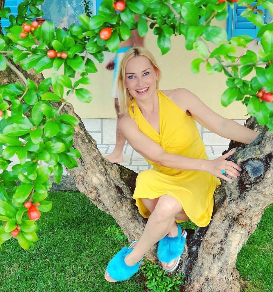 Tanja Ribič dopolnila 50 let - poglej, kako ji uspeva ohranjati mladosten videz (+ top postavo)! (foto: Instagram/Tanja Ribič)