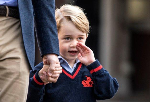 Si že videla prisrčen rojstnodnevni portret princa Georga? (foto: Profimedia)