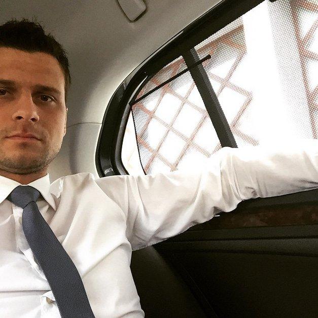Poglej, kje letošnji dopust preživlja najbolj seksi slovenski politik! (foto: Osebni arhiv)