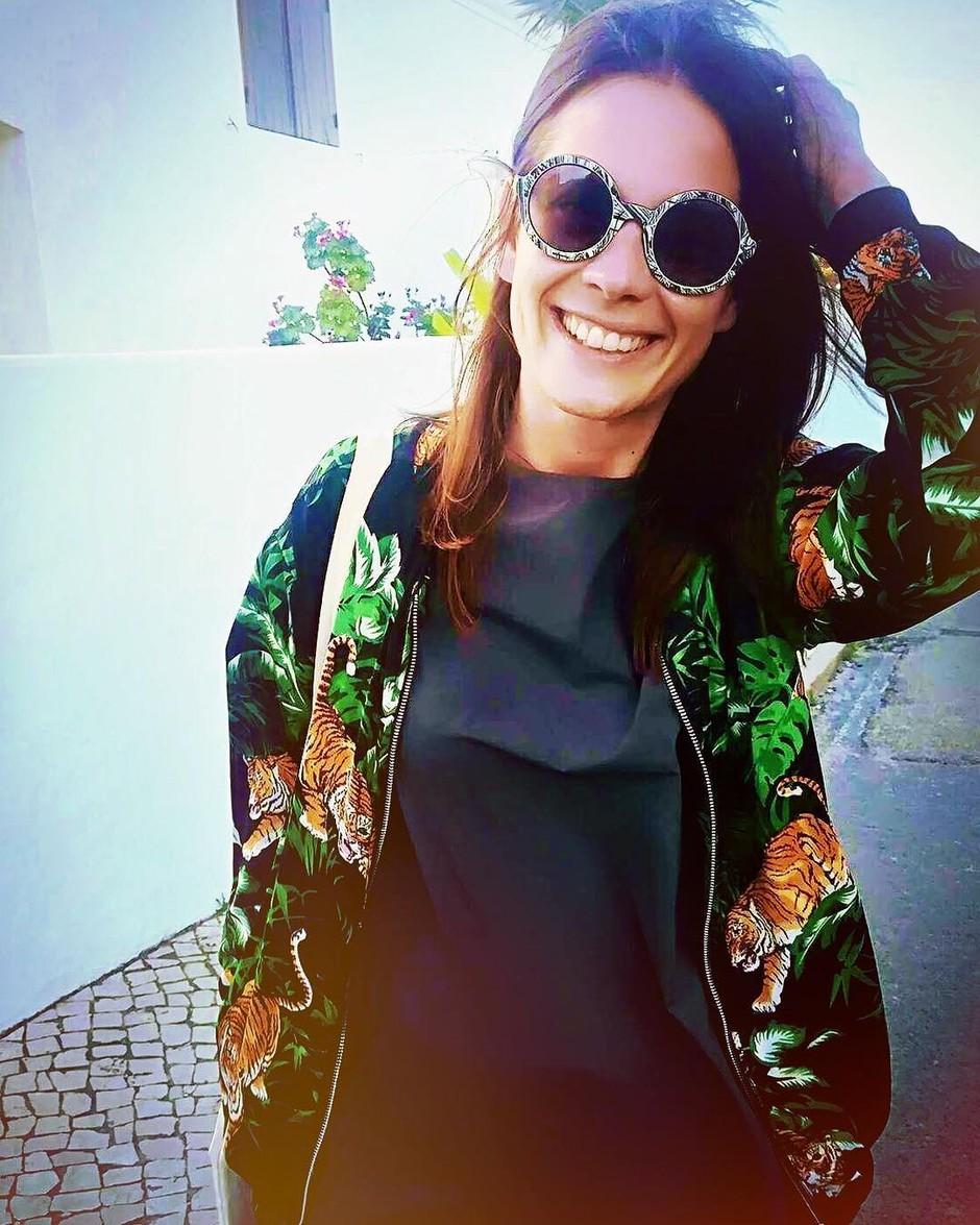 TO so sončna očala, ki jih to poletje nosijo vsa 'it' dekleta (+ kje jih kupiš) (foto: Instagram.com/@duska.durie)